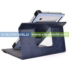 For Asus MeMo Pad 7 Case, IN STOCK Rotating stand case for asus memo pad 7