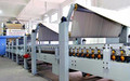 2017 hebei cangzhou new type full automatic 3 layer corrugated cardboard production line factory price