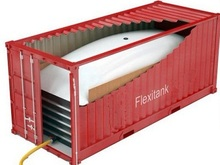 LET Flexitank for liquid chemicals shipping packaging