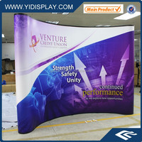 8ft Promotion Tradeshow Collapsible Backdrop