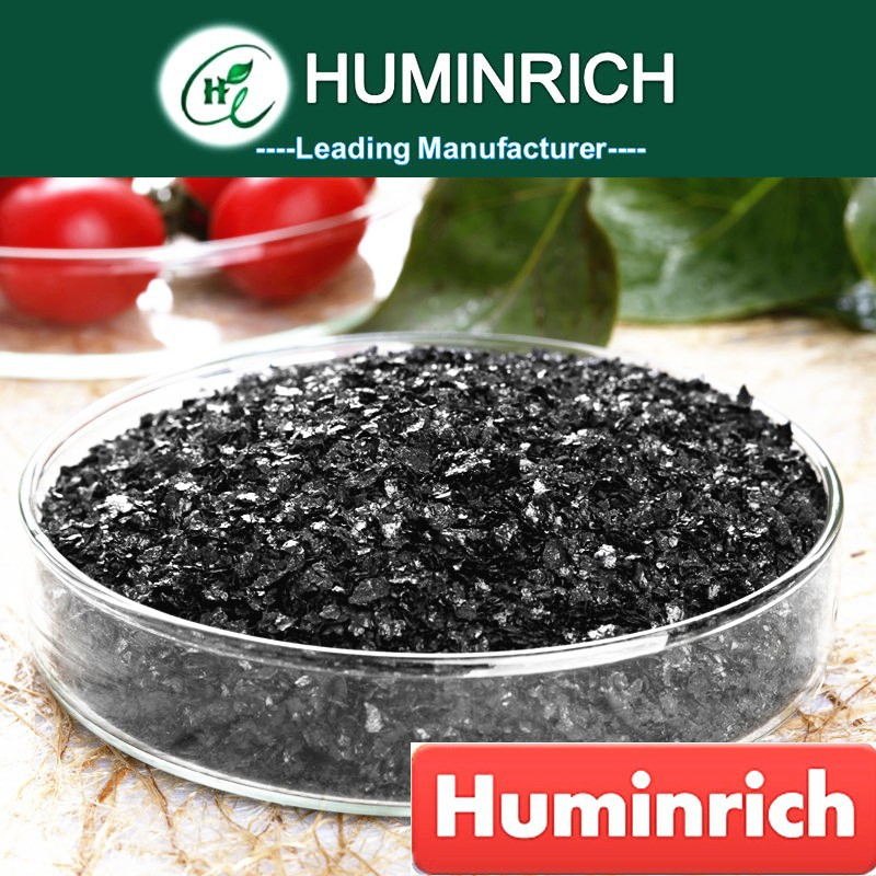Huminrich Potassium Humate Preparation Of Organic Fertilizer