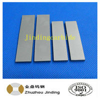 tungsten carbide strips with holes