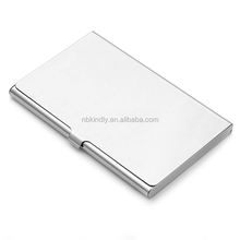 Aluminum Business Name Card Holder