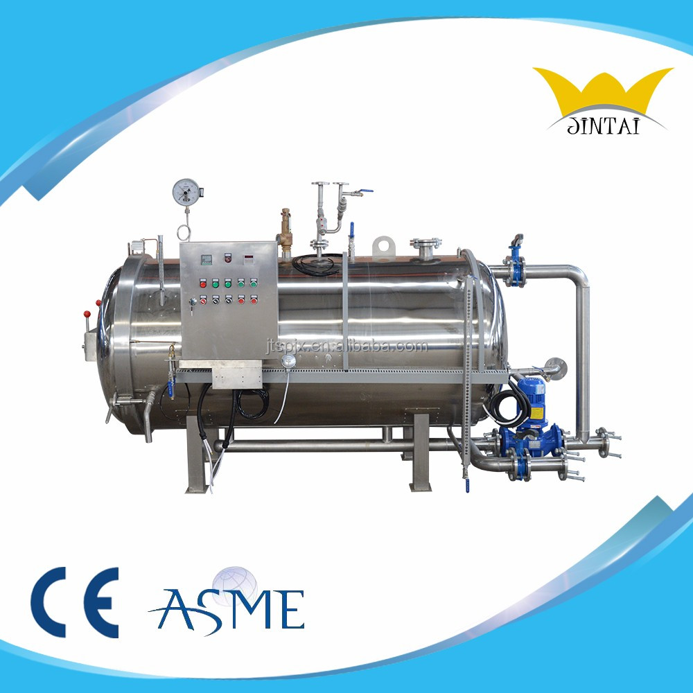Cook Sterilization Machine for Canned Food