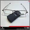 2017 New Metal Foldable Reading Glasses