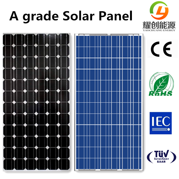 2016 long warranty 30kw on grid solar panel system grid tie PV solar system