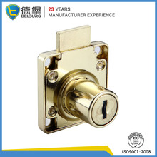 Hidden metal file cabinet zinc alloy cam lock utility