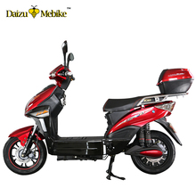 CE approved fat tire Vespa 1000W adult electric motorcycle 2 wheel powerful citycoco electric moped