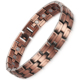BE Custom Men Health Copper Bio Magnetic Bracelet Jewelry Wholesale Stock