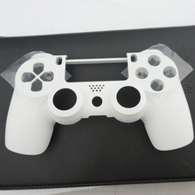 White Original Housing Replacement Case Front Shell For PlayStation 4 DualShock PS4 Controller