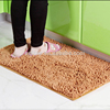 home textile machine tufted dirt trapping door mat 100% polyester