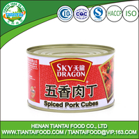 Chinese traditional flavor protein soup pork ribs magic spiced cubes