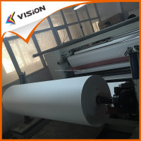 Middle sticky sublimation facbirc printing transfer paper