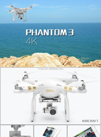 Alibaba in spanish Dji Phantom 3 4k remote control helicopter manufacture used helicopter for sale
