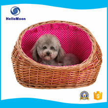 2016New Washable Wicker Baskets for Dogs