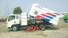 China brand road sweeper truck for sale