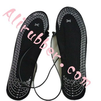 Battery Powered Heated Insole Foot Warmer