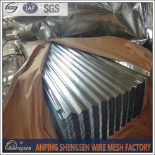 22 gauge corrugated steel roofing sheet/corrugated sheet metal