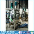 liquid detergent making machine automatic production line equipment