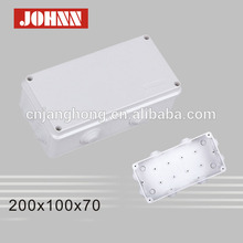 Square White Factory Direct Selling Small Electrical Junction Box Ip67