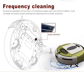 Good Robot 899,good robot vacuum cleaner,self-charge vacuum cleaner