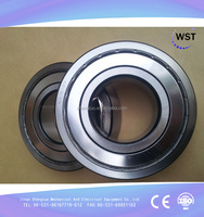 stainless steel ball bearing, china factory,bearing 6207 high quality bearing for machine equipment