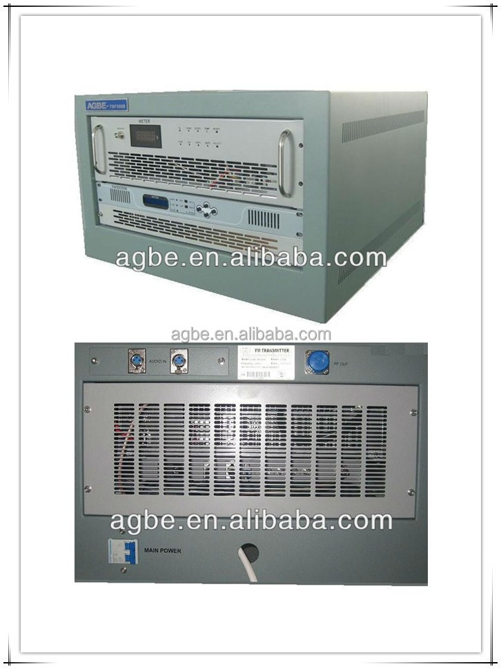 1000 Watts FM transmitter manufacturer for sale/broadcast equipment/radio station equipment