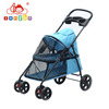 Sp01New Folding 6 Wheels Travel Pet Strollers Dog Cat Carrier