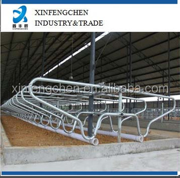 Cattle pen hot dip Galvanized