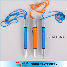 pen with lanyard 2014 best selling pen
