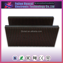 high definition p10 led display high brightness p10 single color led display high quality p10 outdoor single color led display