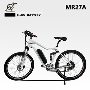 Lithium Battery Power for China made 27.5 inch Mountain Electric Bicycle