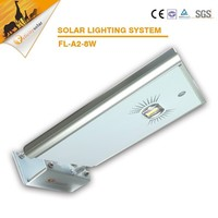 All In One Solar Street Garden Light, Factory Price New products CE RoHS Certified Solar Garden Light For Sale