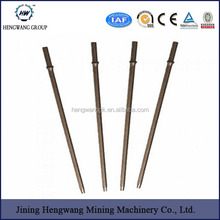 H22 Tapered tools11 taper rod length 2000mm for rock breaking tools