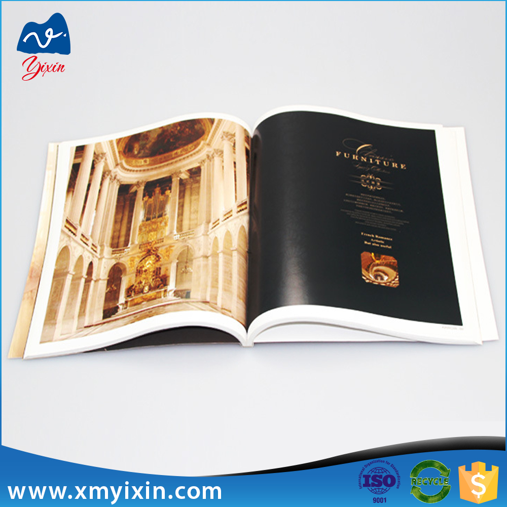 Hot sale cheap gold accordion fold brochure printing buy for Accordion fold brochure template