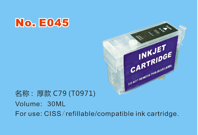 T1371,T1371 ink cartridge for K100/K105/K200/K205/K305
