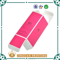 Customized Paper Cardboard Gift Cosmetic Paper