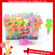 Multi-Colored Plastic Bottle The Fox Toy Candy