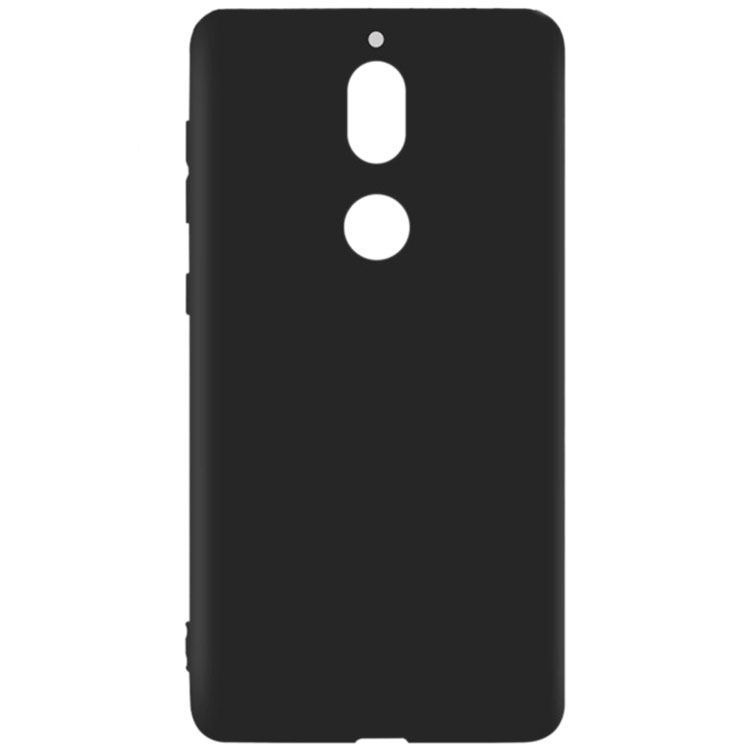 Slim Frosted Soft Silicone Gel Matte TPU Case For Nokia 7 Mobile Phone