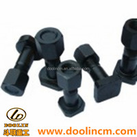Supplier&Exporter of Nuts Bolts 8.8 Grade Plow Bolts Nuts