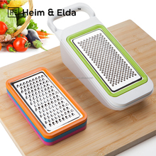 Multi Function Fruit & Vegetable Grater 4pcs Manual Cheese Grater Set
