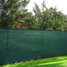 Professional Grade Privacy Fence Screen Dark Green 6' X 50' with Heavy Duty Taping and Grommets