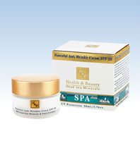 H&B - HealtH and beauty Dead sea minerals - Powerful Anti-wrinkle cream SPF20