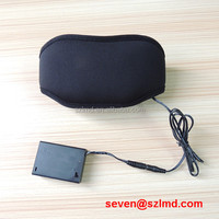 2014 new products health care electric neck heating pad heated neck protector neck warmer