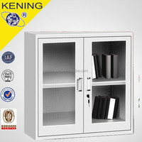 2015 good quality 2 doors floor cabinet fashion small metal cabinet
