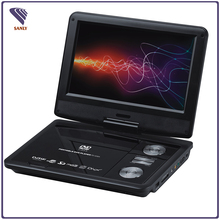 cheap 9 inch EVD Portable DVD player with Digital TV Tuner