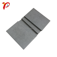 China Factory Price No Asbestos Waterproof Reinforced Fire Rated Cement Flat Board