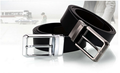 Wholesale fashional leather covered belt buckle
