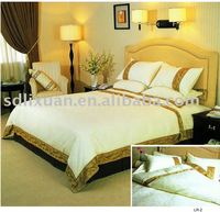100% cotton hotel bedding linen