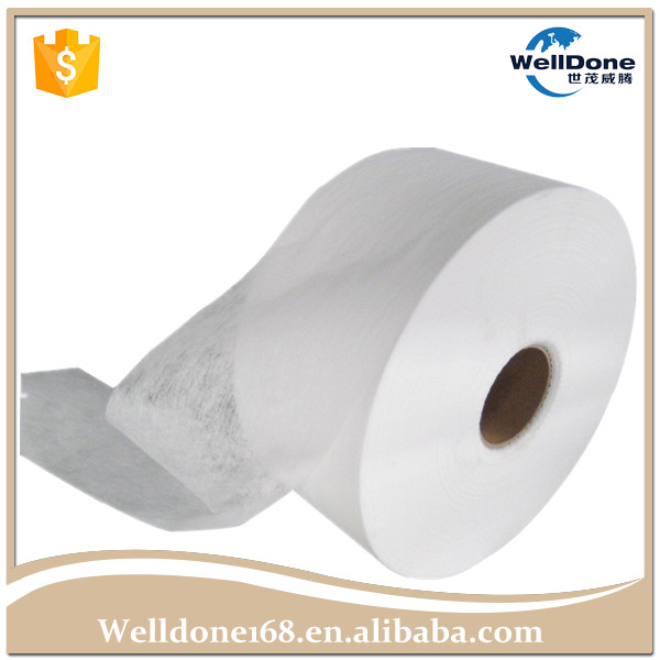 Super Cheap Hydrophilic Nonwoven Fabric For Baby Diaper With ISO Certifition